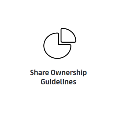 Share Ownership Guidelines